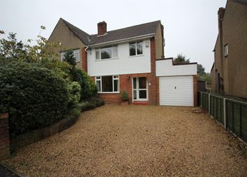 Thumbnail 4 bed semi-detached house for sale in Beesmoor Road, Coalpit Heath, Bristol