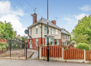 Thumbnail 3 bed semi-detached house for sale in Eyncourt Road, Sheffield, South Yorkshire