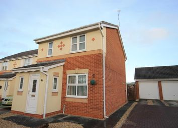 Thumbnail 3 bed link-detached house for sale in Bramblefields, Northallerton