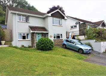 Thumbnail 5 bed detached house for sale in Willow Close, Ilfracombe