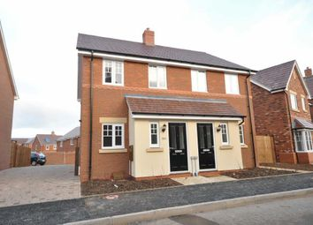 Thumbnail 2 bed semi-detached house to rent in Swinyard Road, Malvern
