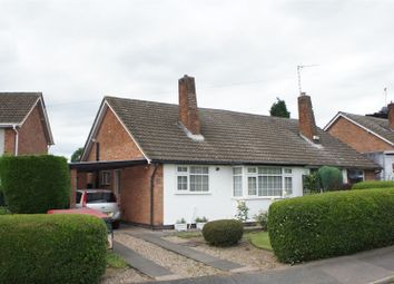 Thumbnail 2 bed semi-detached bungalow for sale in Croftway, Markfield