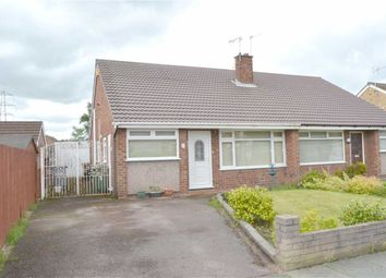 Thumbnail 3 bed semi-detached bungalow for sale in Rothesay Drive, Eastham, Wirral