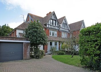 Thumbnail Semi-detached house for sale in Ratton Road, Eastbourne