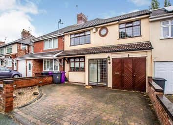 3 bed semi-detached house for sale in Newbolds Road, Wolverhampton, West Midlands WV10