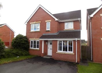 Thumbnail 4 bed detached house for sale in Crymlyn Parc, Skewen, Neath, Neath Port Talbot.