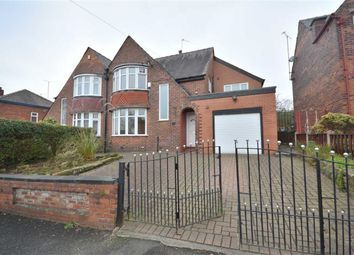 Thumbnail 4 bedroom semi-detached house to rent in School Grove, Prestwich, Manchester