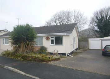 Thumbnail 2 bed semi-detached bungalow to rent in East Fairholme Road, Bude, Cornwall
