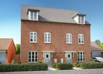 """Thumbnail 4 bedroom semi-detached house for sale in """"Millwood"""" at Wedgwood Drive, Barlaston, Stoke-On-Trent"""