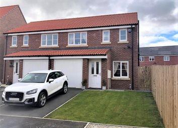 3 bed semi-detached house for sale in Egremont Place, Sherburn In Elmet, Leeds LS25
