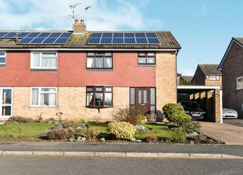 Thumbnail 3 bed semi-detached house for sale in Broadway, Swanwick, Alfreton