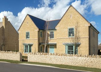 Thumbnail 5 bed detached house for sale in Petypher Gardens, Kingston Bagpuize, Abingdon