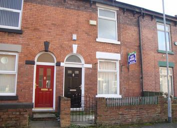 Thumbnail 2 bed terraced house for sale in Wistaria Road, Gorton, Manchester