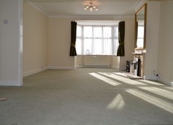 Thumbnail 4 bed semi-detached house to rent in Burleigh Gardens, London