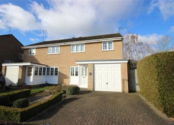 Thumbnail Semi-detached house for sale in Alzey Gardens, Harpenden, Hertfordshire