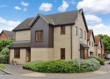 4 bed detached house for sale in Laxfield Drive, Broughton, Milton Keynes, Buckinghamshire MK10