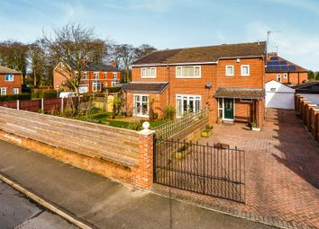 Thumbnail 5 bed detached house for sale in Orchard Avenue, North Anston, Sheffield