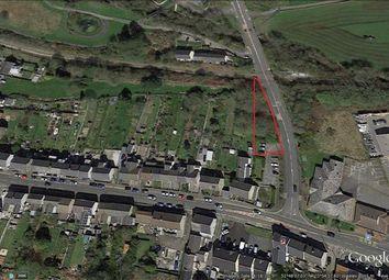 Thumbnail Land for sale in Upper Station Road, Garnant, Ammanford, Carmarthenshire