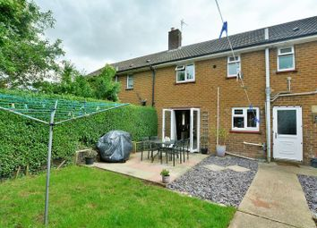 Thumbnail 3 bed terraced house for sale in Morris Close, Dunholme, Lincoln