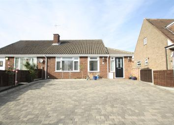 Thumbnail 2 bedroom semi-detached bungalow for sale in Milton Grove, Bletchley, Milton Keynes