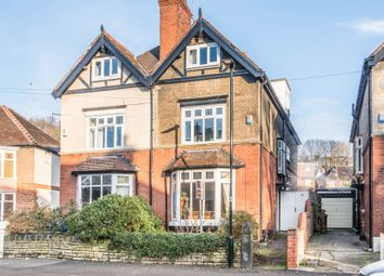 Thumbnail 4 bed semi-detached house for sale in Swaledale Road, Sheffield