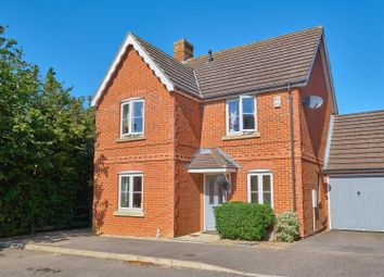 Thumbnail 4 bedroom detached house for sale in Maple Fields, Seaford