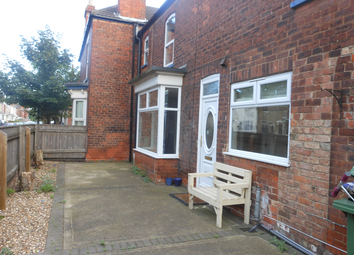 Thumbnail 2 bed end terrace house to rent in St Augustine Avenue, Grimsby
