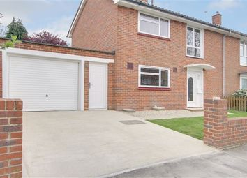 Thumbnail 2 bed end terrace house to rent in Gales Drive, Crawley