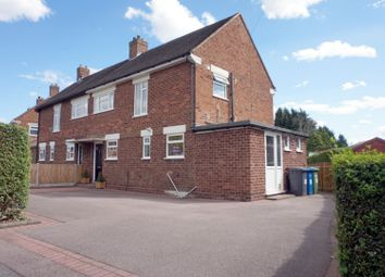 Thumbnail 3 bed semi-detached house for sale in Crutchley Avenue, Tamworth