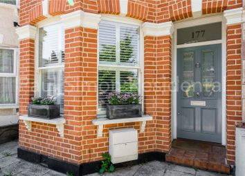 Thumbnail 3 bed terraced house for sale in Sirdar Road, Wood Green, London