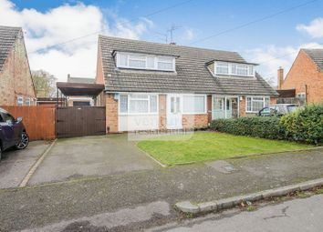 Thumbnail 3 bed property for sale in Parkview Close, Luton