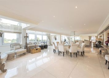 Thumbnail 5 bed flat to rent in Beverly House, 133 Park Road, St Johns Wood, London