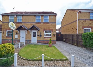 Thumbnail 3 bed semi-detached house for sale in Hemmingway Close, Havercroft, Wakefield