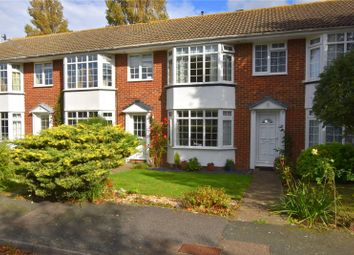 Thumbnail 3 bed terraced house for sale in Brierley Gardens, Lancing, West Sussex