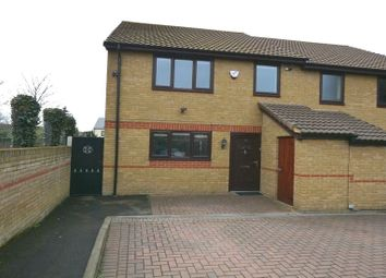 Thumbnail 3 bedroom semi-detached house for sale in Archie Close, West Drayton