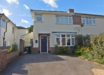 Thumbnail 3 bed semi-detached house for sale in Old Turnpike, Fareham