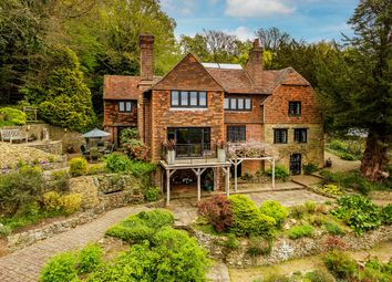 Thumbnail 5 bedroom detached house for sale in Trevereux Hill, Limpsfield Chart