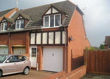 Thumbnail 1 bed property to rent in Holland Green, Worcester