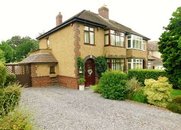 Thumbnail 3 bed semi-detached house for sale in Stafford Road, Gnosall, Stafford