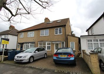 Thumbnail 2 bedroom flat to rent in Buckingham Road, Edgware
