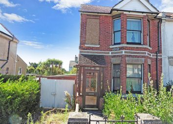Thumbnail 3 bedroom semi-detached house for sale in Old Shoreham Road, Southwick, Brighton, West Sussex