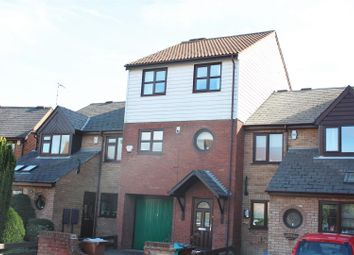 Thumbnail 4 bed town house for sale in Quayside Close, Turneys Quay, Nottingham
