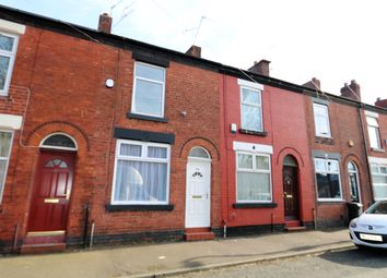 Thumbnail 2 bedroom terraced house for sale in Adcroft Street, Stockport