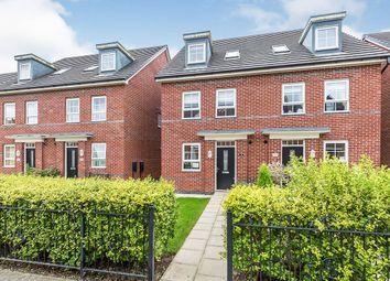 Thumbnail 3 bedroom semi-detached house for sale in Elan Place, Buckshaw Village, Chorley, Lancashire