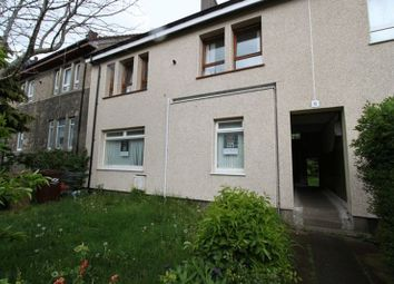 Thumbnail 2 bed flat for sale in Claud Road, Gallowhill, Paisley