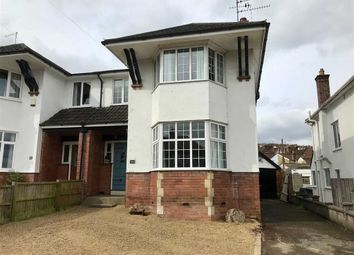 Thumbnail 4 bed semi-detached house for sale in Hampstead Road, Brislington, Bristol