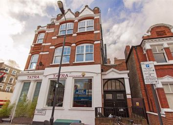 Thumbnail 3 bed flat to rent in Pennard Road, London