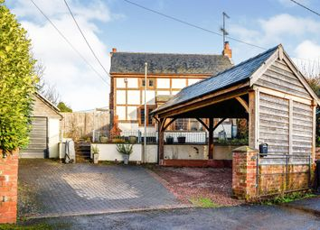 Thumbnail 2 bed detached house for sale in Clehonger, Clehonger, Hereford