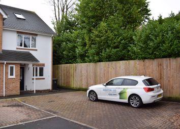 Thumbnail 3 bedroom end terrace house to rent in Olivia Close, Corfe Mullen, Wimborne, Dorset