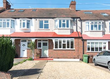 Thumbnail 3 bed terraced house for sale in Cherry Close, Morden